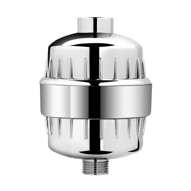 Liquid Filtration Cartridge Bathroom Shower Head Water Filter Cartridges Water Shower Filter Phytoncide Shower Filter