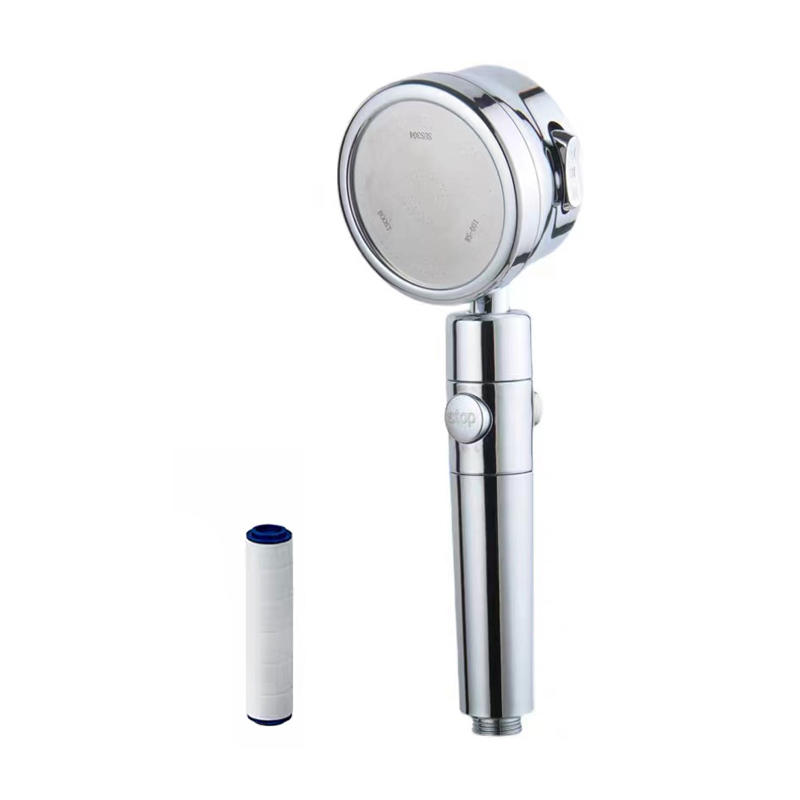 Hot Sell Domestic Water Treatment Sprite Showers Filter Shower Filter Without Shower Head Sediment Filter