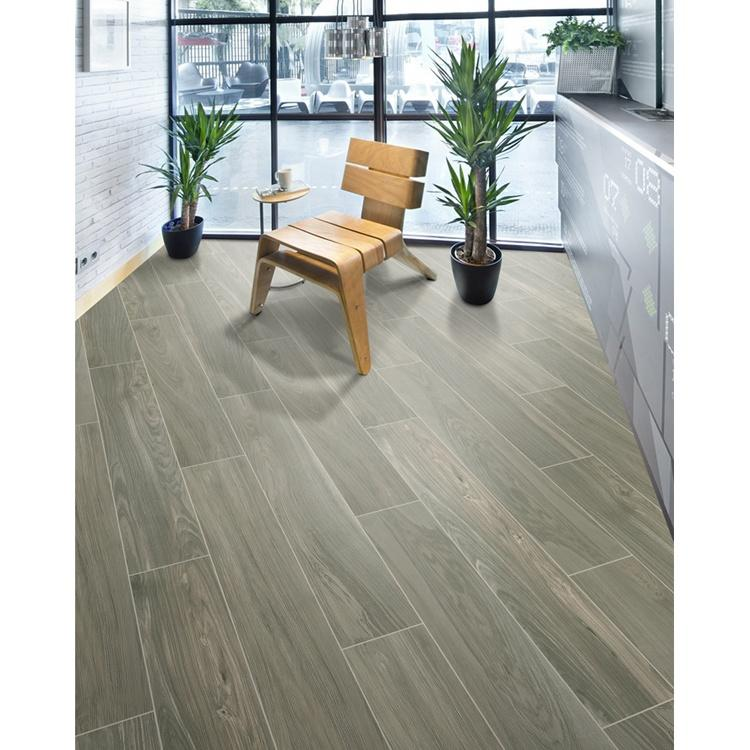 New Design size 200x1200 floor tile wood look ceramic tile