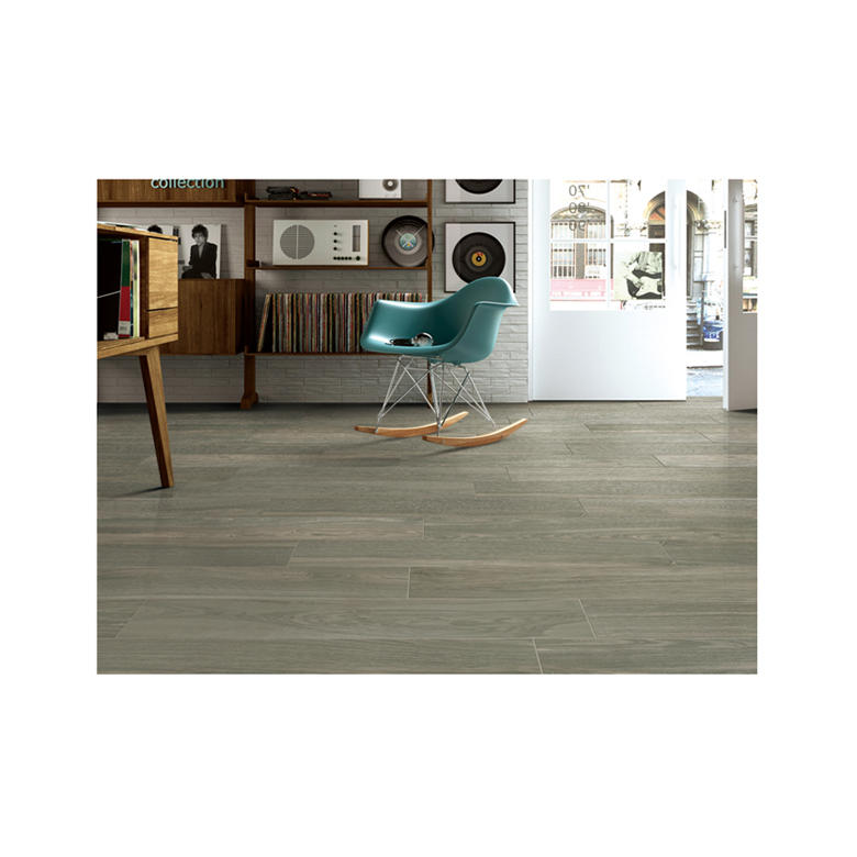 Building material wood ceramic floor tile for house design