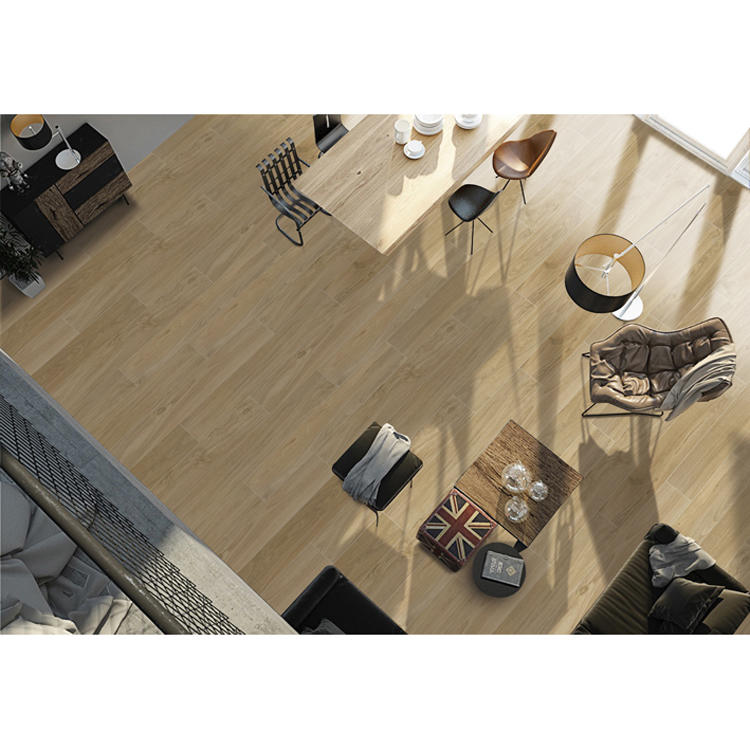 Wood tiles flooring porcelain ceramic
