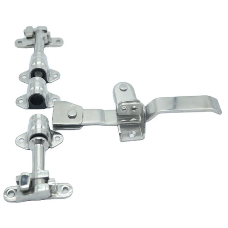 Truck Rear Door Lock Security Stainless SteelStandard Sizetruck accessories truck door locking