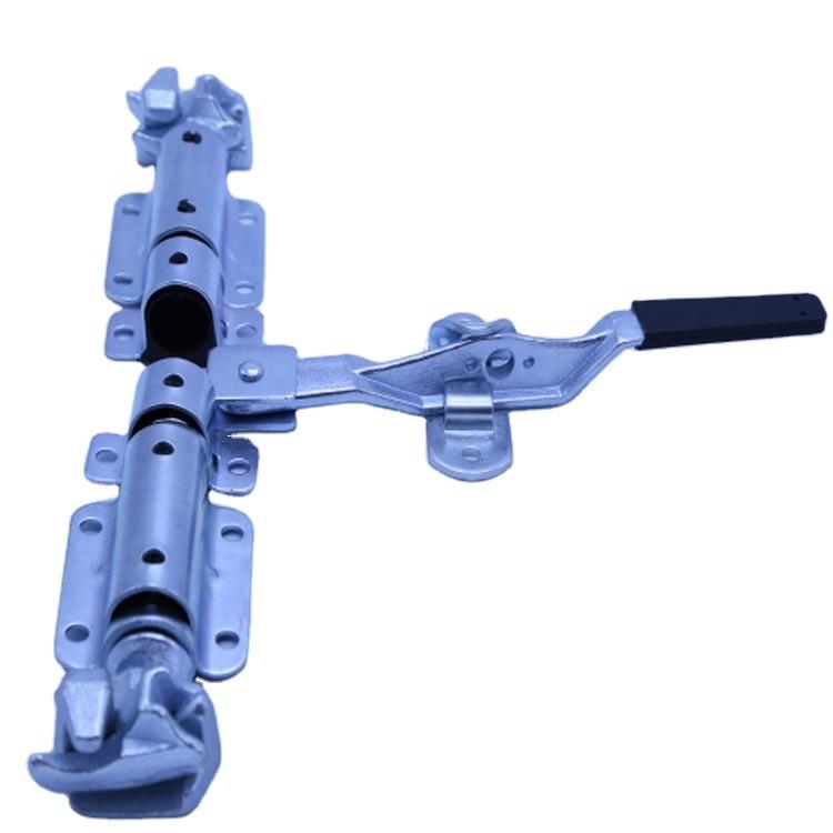 Stainless steel Refrigerated Truck Door Locking Gear Cold Room Door Lock-011060