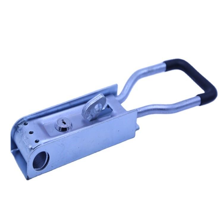 011100 Stainless steel Refrigerated Truck Door Locking Gear Cold Room Door Lock-