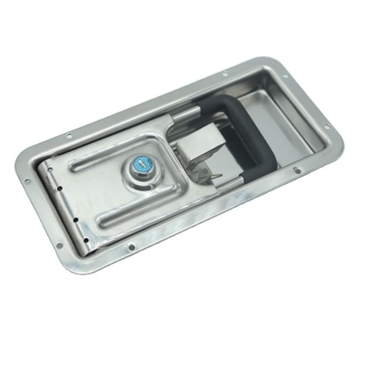 Stainless steel Refrigerated Truck Door Locking Gear Cold Room Door Lock-011270/011270-In