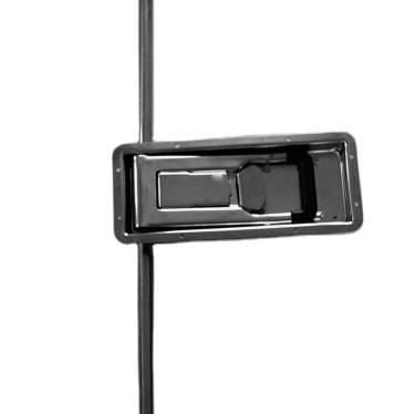 high security steeltruck rear door lock truck door locking 011270