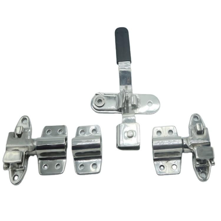 security stainless steeltruck rear door lock truck door locking-011160-IN