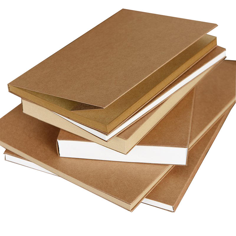 DDP ?% OFF Sketchbook A5 School Student Notebook Kraft Paper Notebook with Blank Page