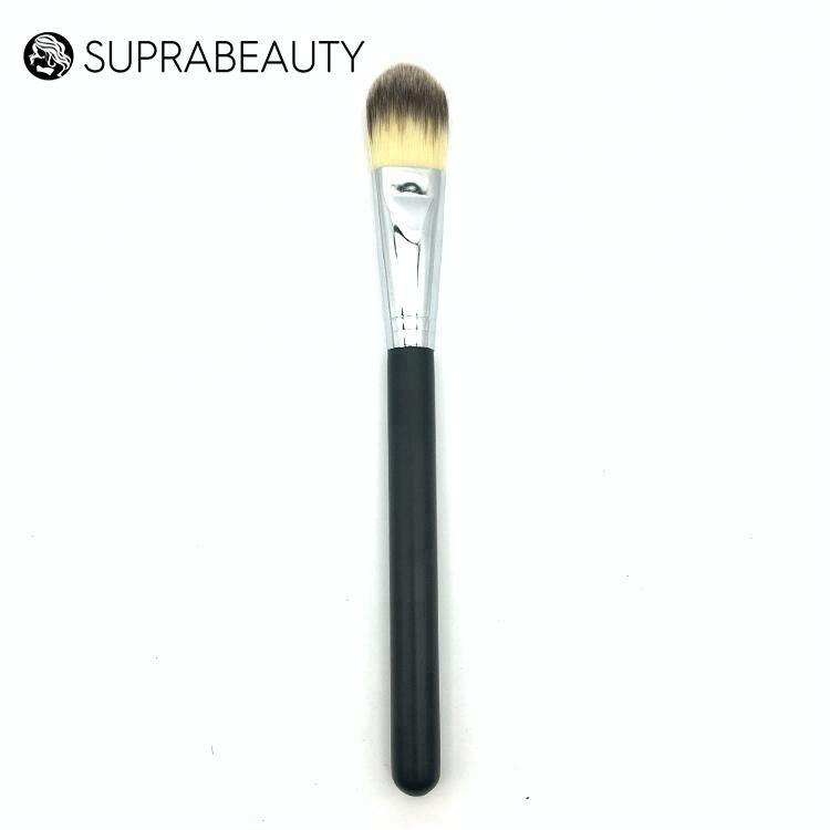 Suprabeauty private label synthetic hair liquid makeup foundation brush