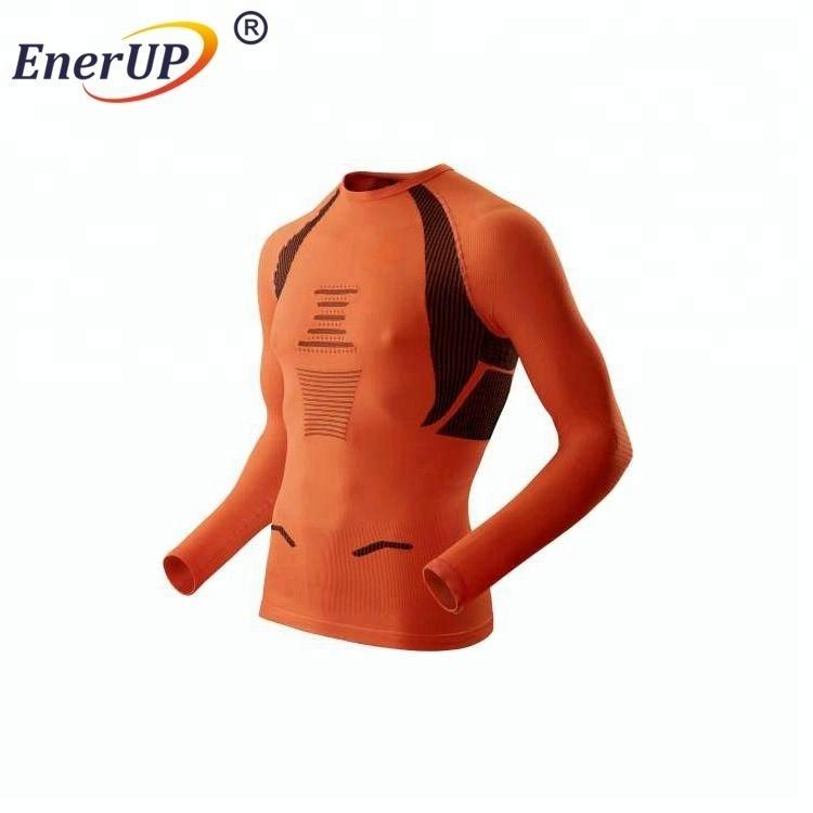 Men outdoors sport base layer thermal warm seamless underwear