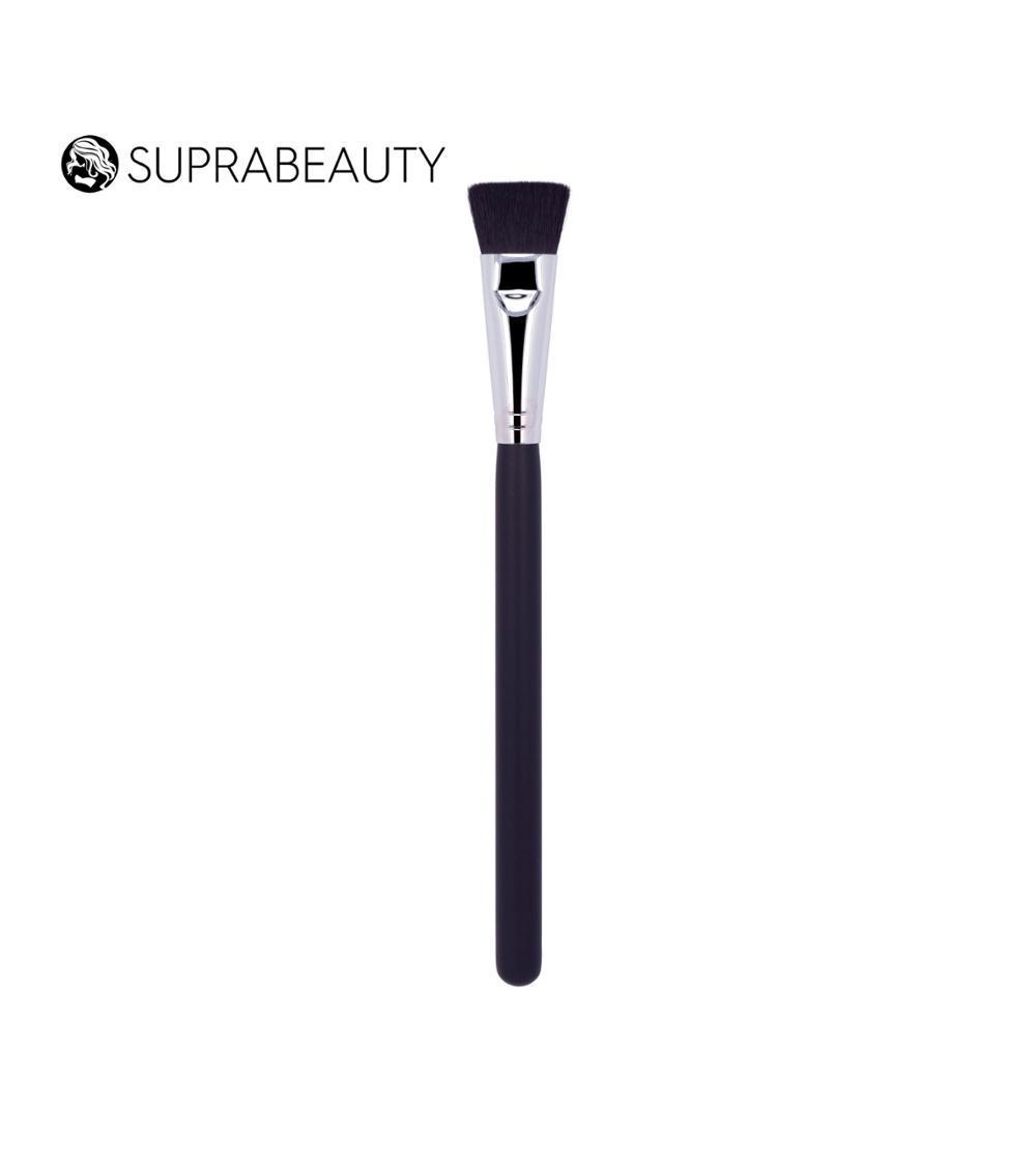 Make up brushes glitter crystal private label single make up brush