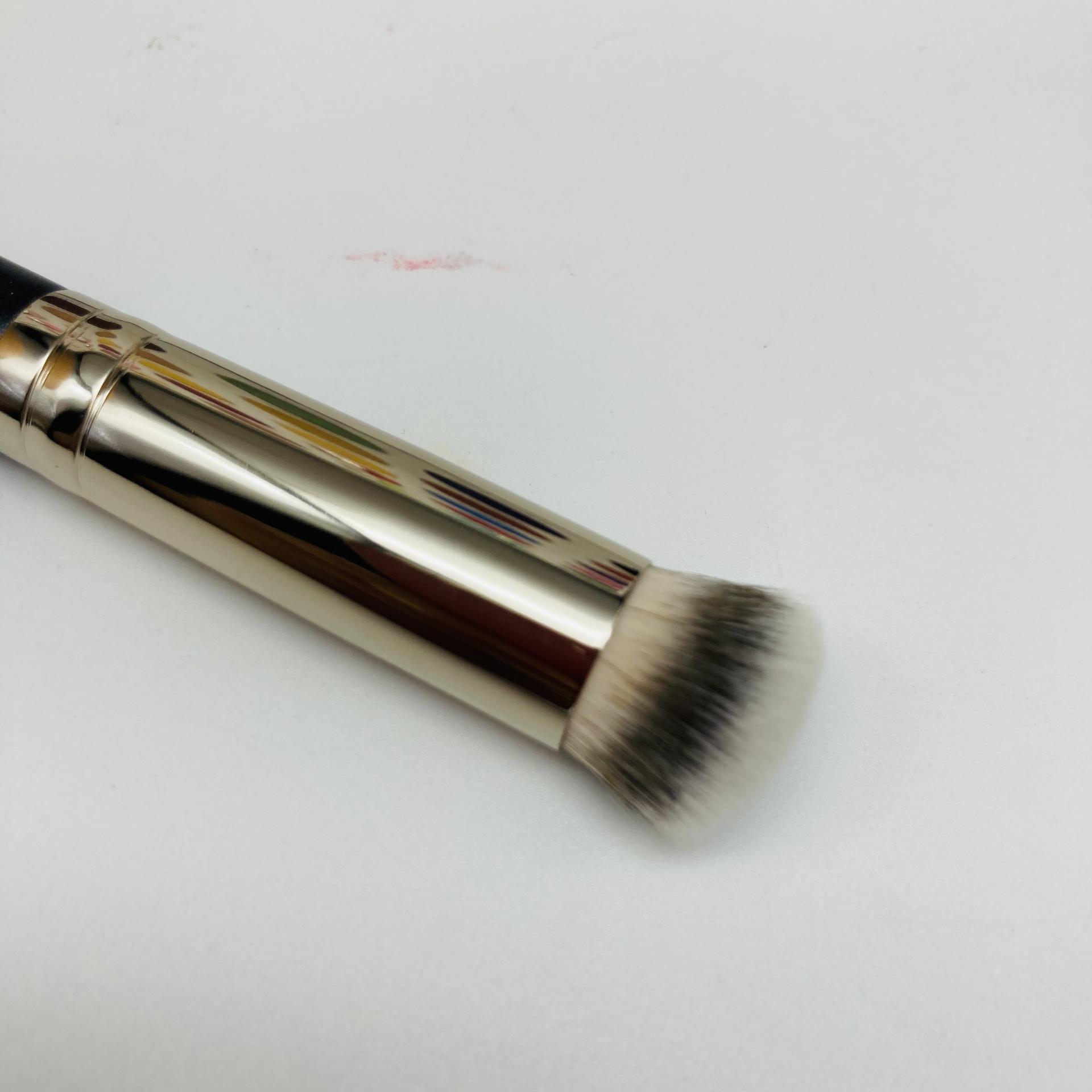 White labeling cosmetic brush set vegan make up brushes professional powder cosmetic brush private label