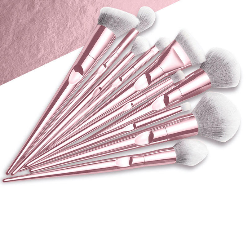 14pcs hot custom make up brush kawaii professional make up brush set for face