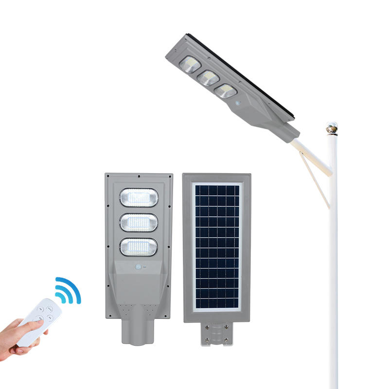 ALLTOP MPPT solar charge controller waterproof IP65 30w 60w 90w 120w 150w led solar street light