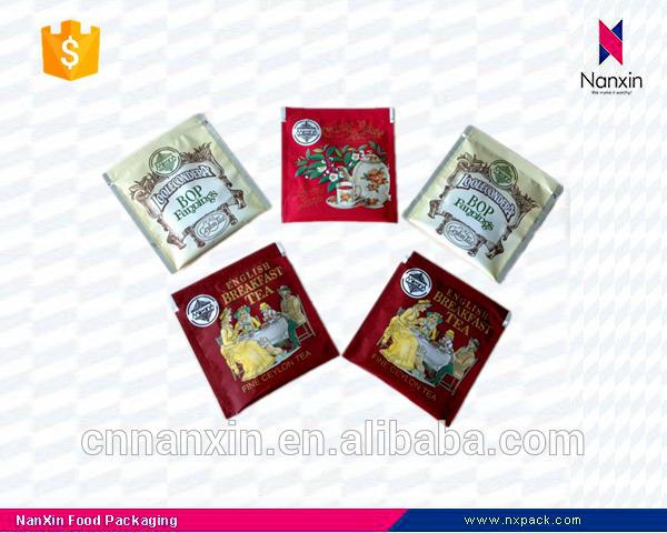 coffee sachet packaging custom printing packaging bag