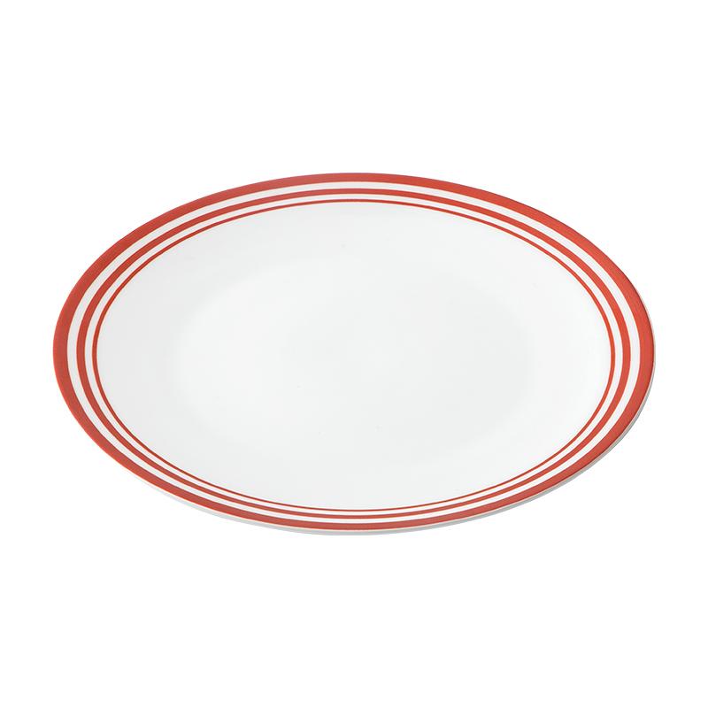 Modern Luxury Horeca Wedding Bone China Plates Catering Tableware Restaurant Hotel Buffet Banquet Ceramic Plates