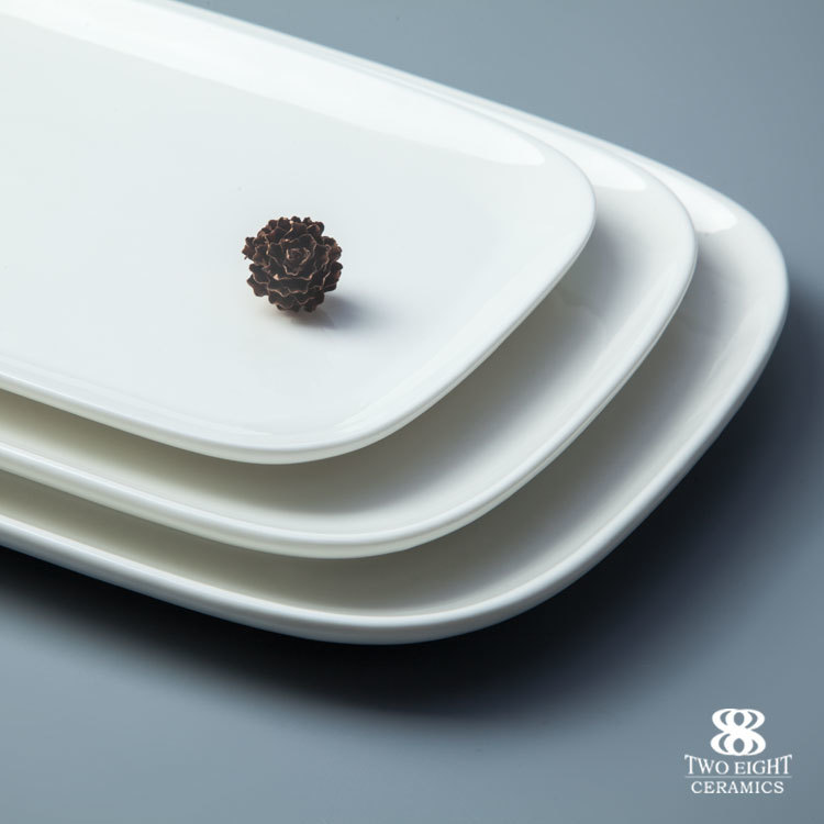 Wholesale cheap ceramic plates dishes, bulk china plates