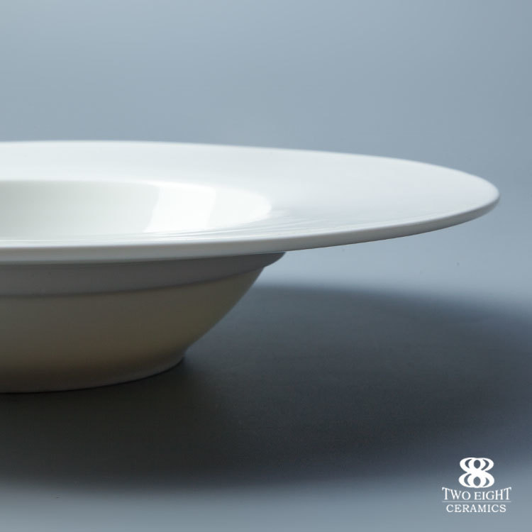 luxury design round catering plate 8