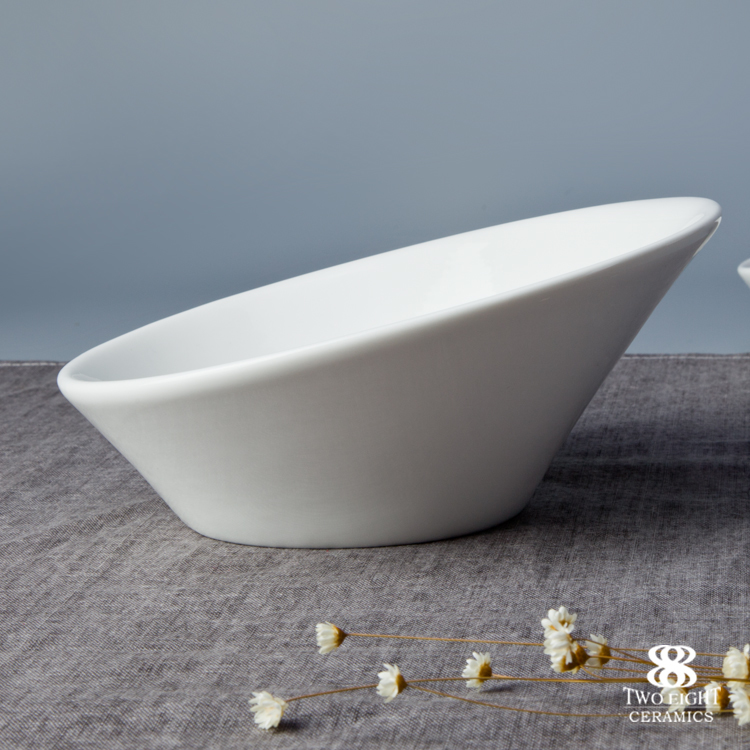 Wholesale christmas ceramics snack bowl, dinning table ware