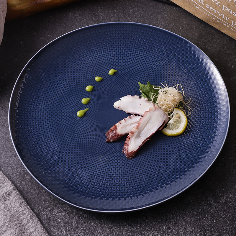 2020 New Arrivals Bone China Dinnerware Porcelain Dinner Plates Set for Restaurant Wedding Hotel