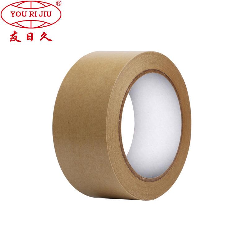 Hot Product Gummed Kraft Paper Packing Tape for Carton Sealing