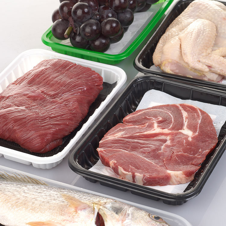 PE+Non-woven Material Absorbent Meat Pad Food Tray Pad