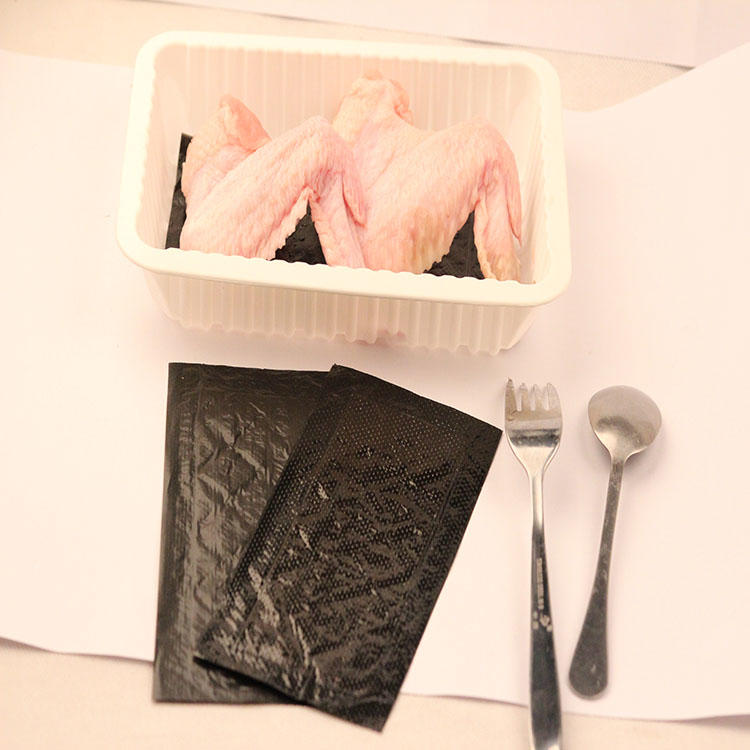 Fast Absorbing Speed Strong Sealing Food Pad, Absorbent Meat Pads (Airlaid Paper Pad) for Food