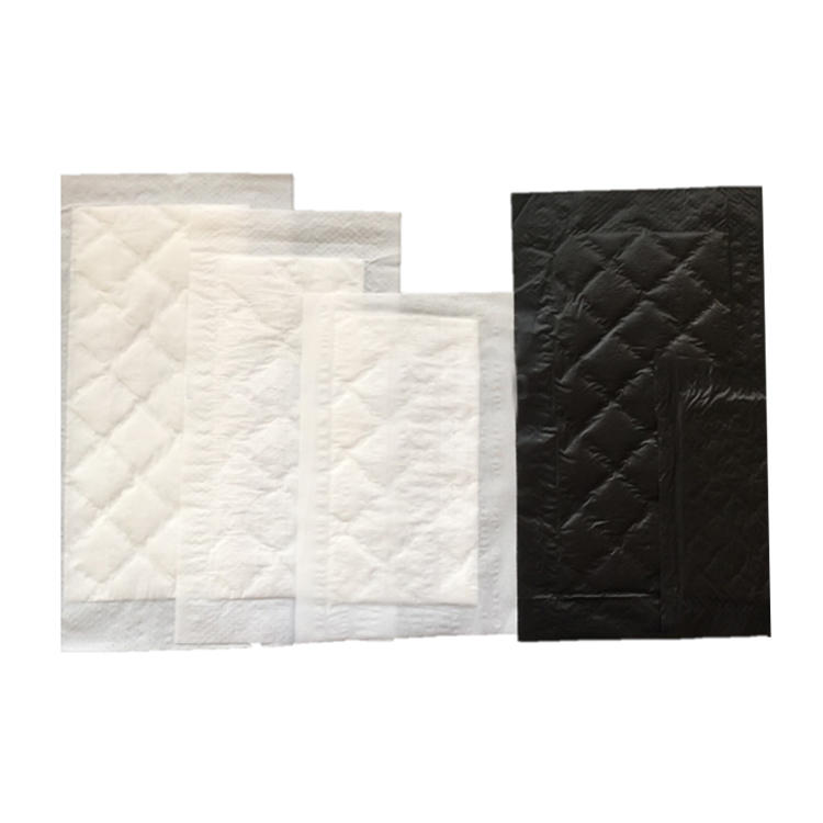 Biodegradable Reducing Bacteria Absorbent Food Pads For Tray Package