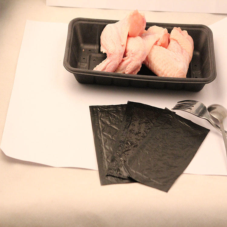 Super Hydroscopicity Customized Under Meat Chicken Absorbent Pad