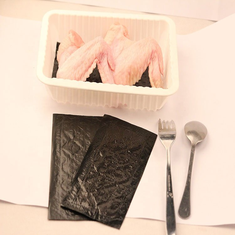 ISO9001,SGS Certification UnscentedFood Absorbent Pad for Pork/Fish/Fruit/Vegetable /Meat