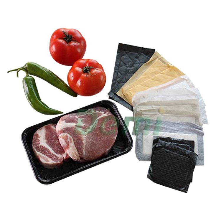 Custom Absorbent Food Pad Food Soaker Meat Pad for Supermarket