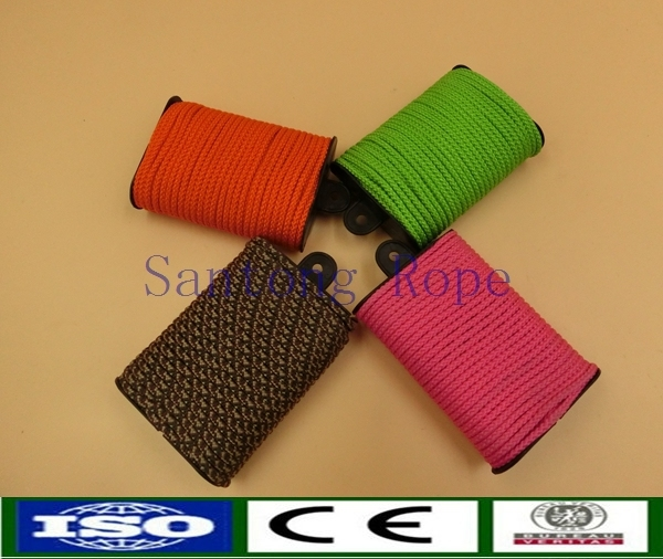 Safety types fabric polyester fishing line