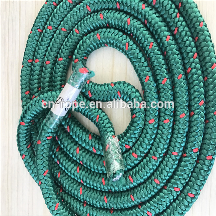 6mm -12mm PP & PE braid lead core rope lead rope for fishing