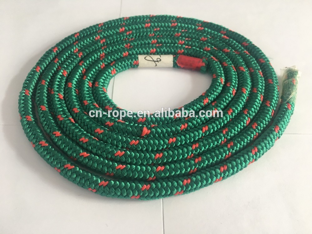 Polyester braidedShip rope Marine lead rope lead core rope