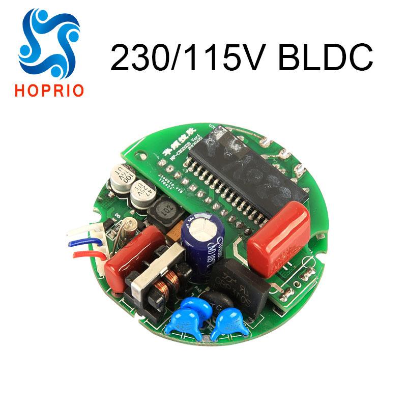 110V 180V 220V High speed Hair dryer dc motor controller brushless controller