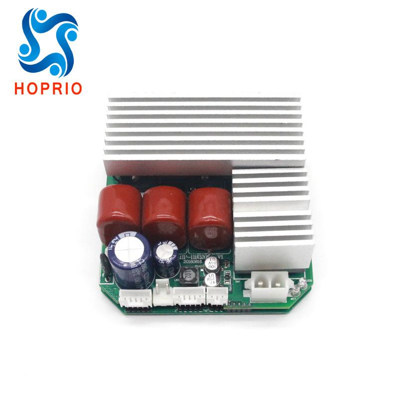 4000W No Haller Wide Range of Voltages Brushless dc Motor Controller