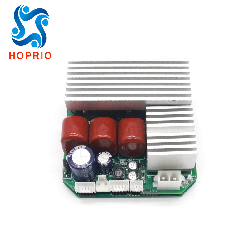 4000W No Haller Wide Range of Voltages Brushless dc Motor Controller