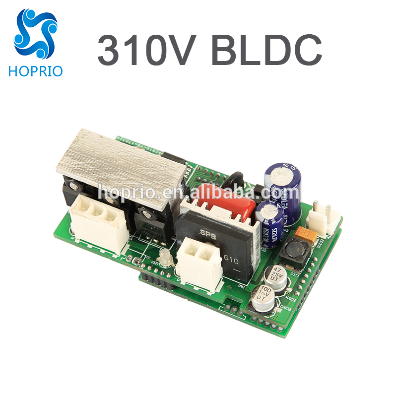Input 220V output 310V 400W BLDC motor controller for electric tools, pumps