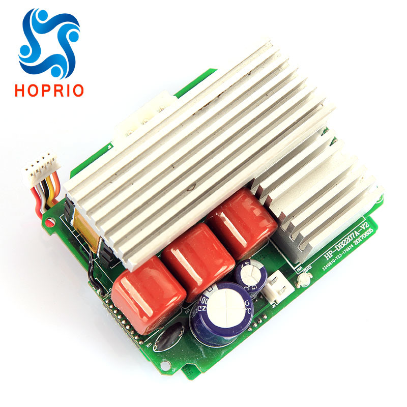 3500W brushless dc motor integrated controller