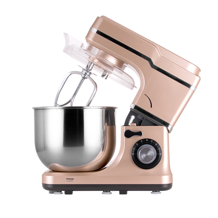 Vertical mixer commercial 6.6L stainless steel bowl multi-function vertical mixer