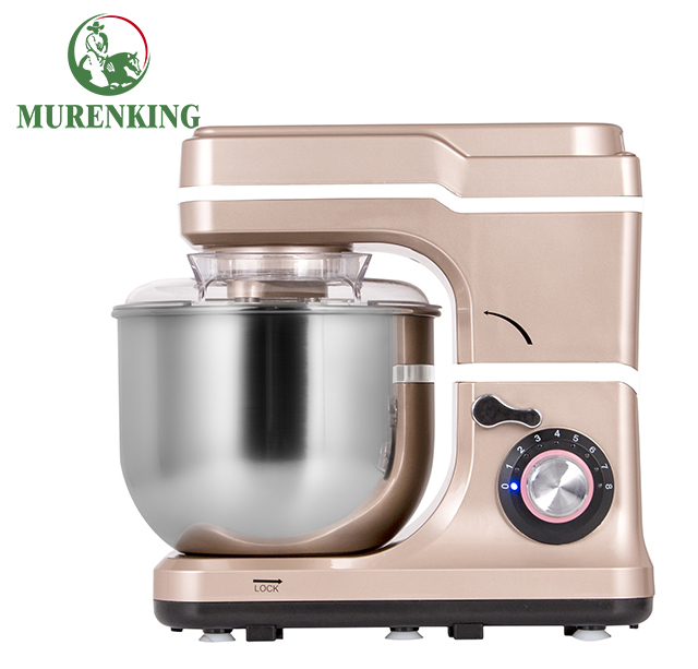 1200W professional electric kitchen appliance robot multifunction cake baker stand mixer