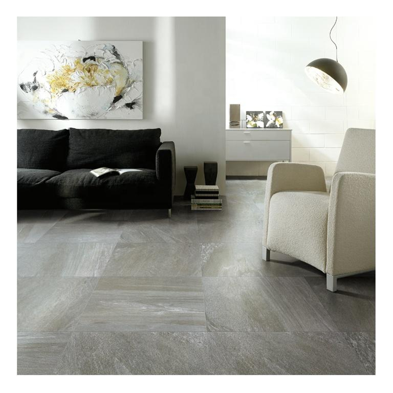 foshan hot sale anti slip rustic porcelain tile for house and villa
