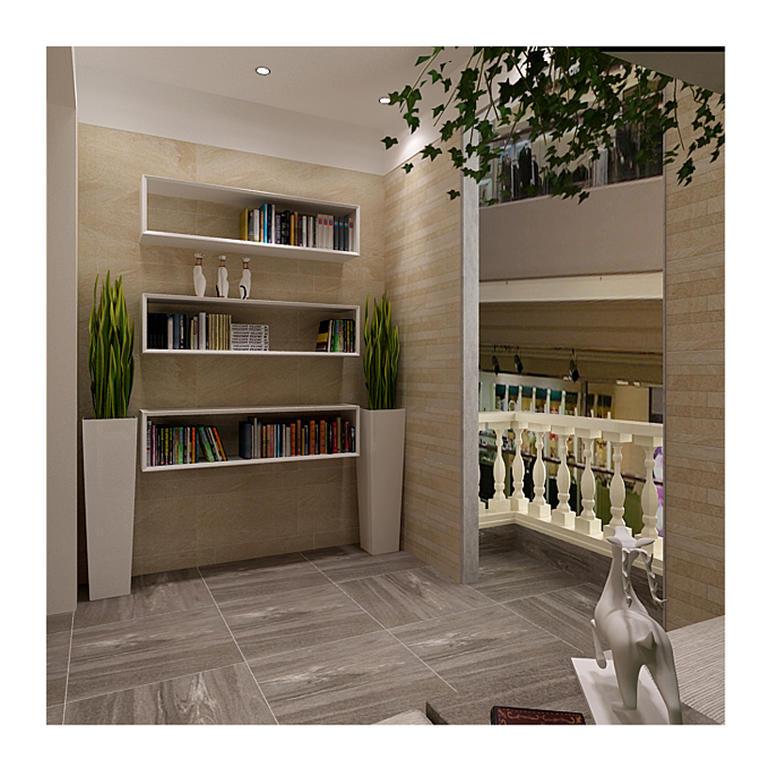 Interior building finishing materials tiles