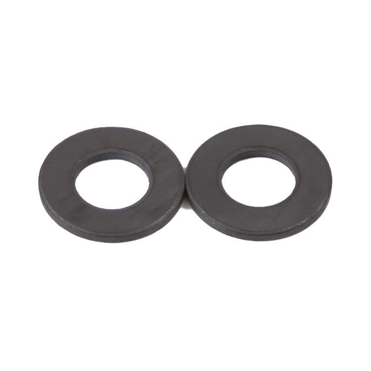 Factory Custom ferrite magnet ring y8t y28 y32 y33 y38 y40 magnet coil for speakers sensor water pump water meter