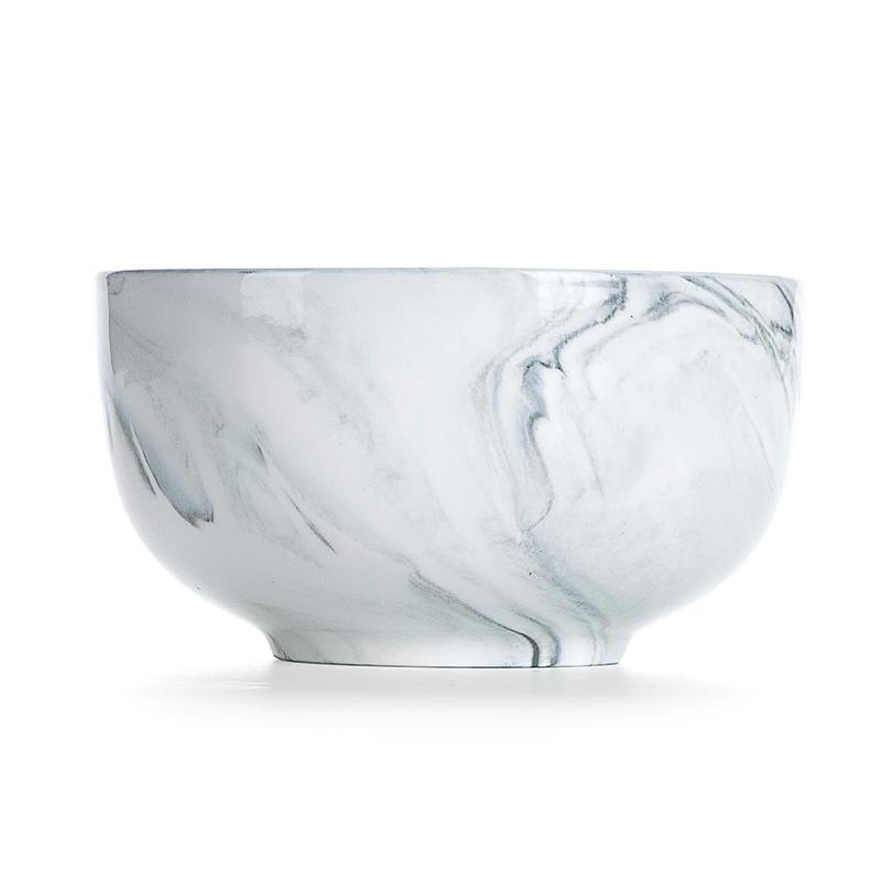 Restaurant Supplies Gold Rim Sauce Bowl, Hotel China Ware Gold Rim Bowl, Best Selling Gold Rim Grey Porcelain Marble#