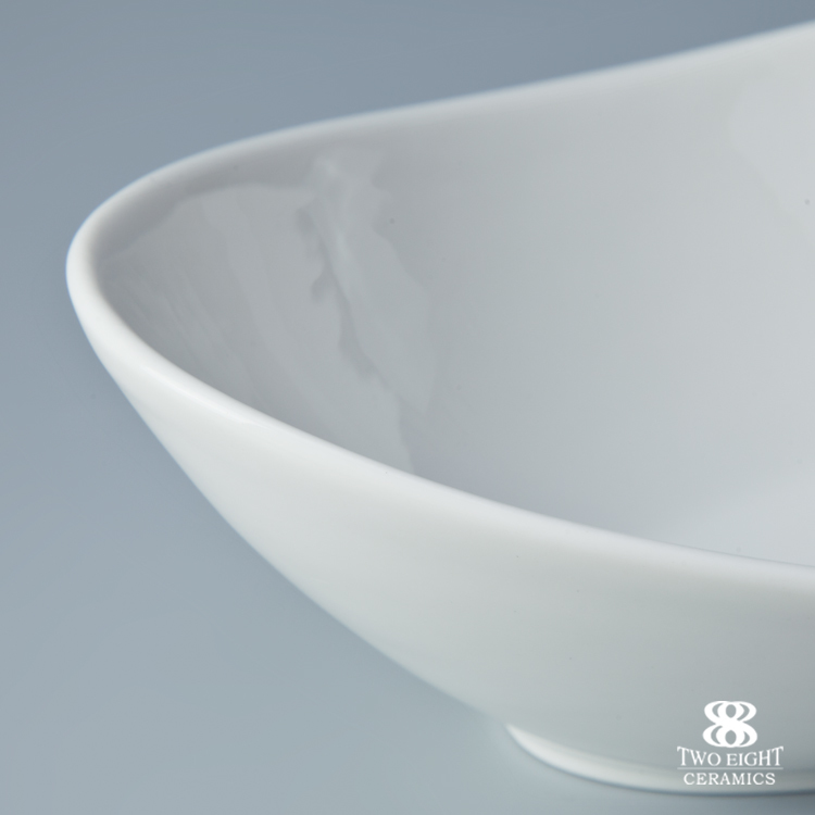 China certificated ceramic factory hot sell product porcelain extra large 10