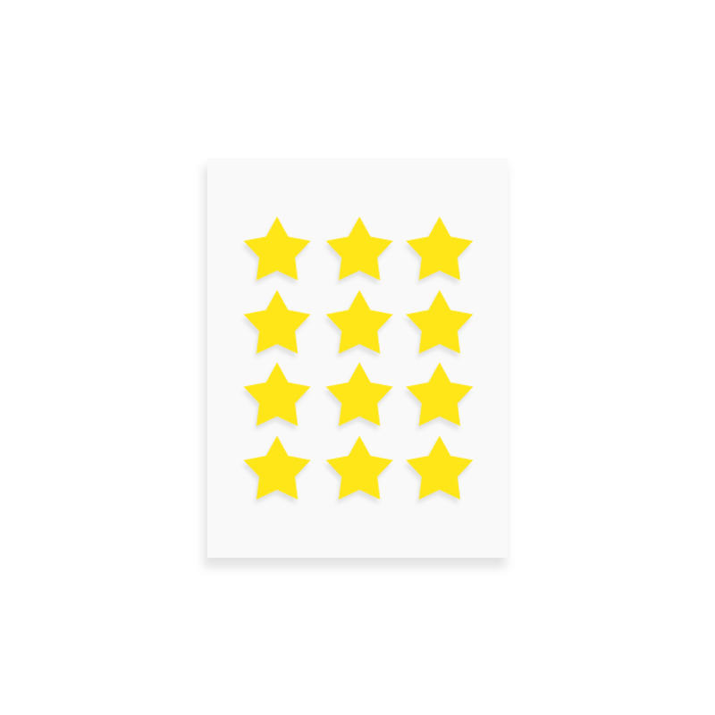 Hydrocolloid Acne Patch Cute Waterproof Star Acne Stickers