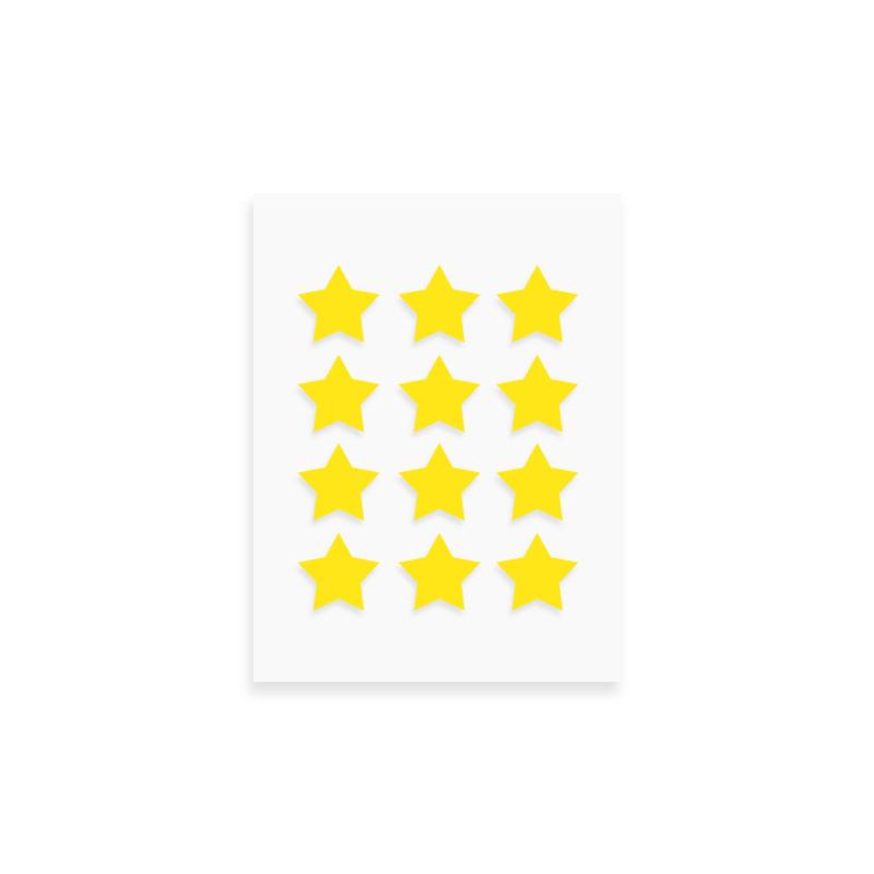Hydrocolloid Acne Patch Cute Waterproof Star Acne Stickers