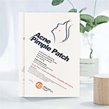 Waterproof Acne Acne Patch Hydrocolloid OEM Disposable Clear Patch Acne