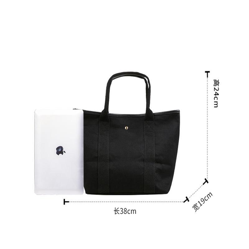 Bag Women Canvas Luxury Handbags Designer Fashion Brand Large Capacity Shopping Female Handbag Shoulder Crossbody Women Bag